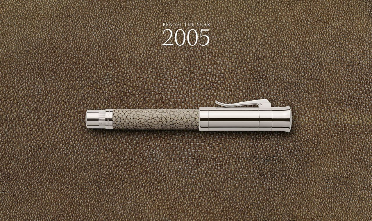 Pen of the Year 2005